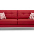 Comfubi fabric Wooden Chesterfield Sofa Comfubi110