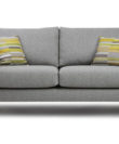 Comfubi 3 Seater fabric Wooden Chesterfield Sofa Comfubi108