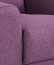 Comfubi 3 Seater Fabric Wooden Chesterfield Sofa Comfubi107