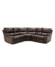 Hanforth - Recliner Leather Sofa