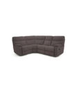 Keighley - Right Corner Recliner Fabric Sofa