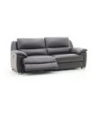 Kesick - Recliner Leather Sofa