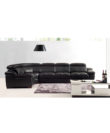 Humbers - Right Corner Leather Sofa