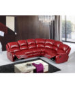 Monty - Left Corner Leather Sofa