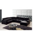 Lochgon - Corner Leather Sofa
