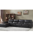 Wiston - Right Corner Leather Sofa