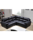 Ashley - Corner Leather Sofa
